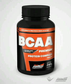 Bcaa New Millen 240 Caps