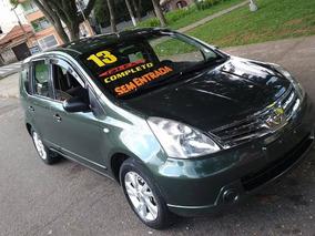 Nissan Livina 1.6 S Flex 5p 2013 S/ Entrada