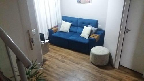 Sobrado Com 3 Dormitórios À Venda, 100 M² Por R$ 440.000,00 - Nova Aldeinha - Barueri/sp - So1320