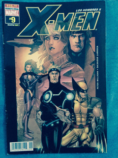 Comic X-men No 9