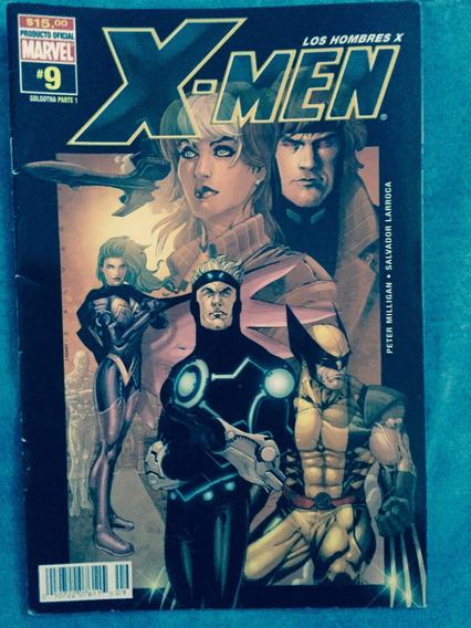 Comic X-men No 9