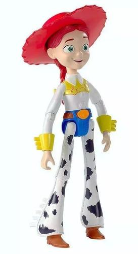 Vaquerita Jessie Toy Story Articulada Mide 24 Cm Jessey