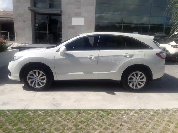 Acura Rdx Awd V6 2017 Blanca