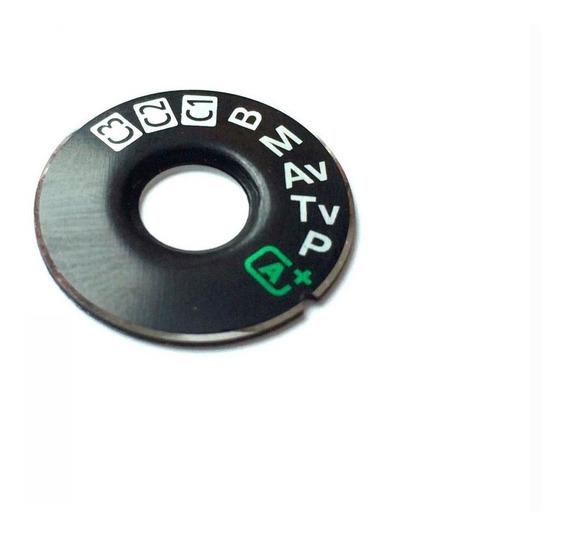 Disco Dial Canon 5d Mark 3