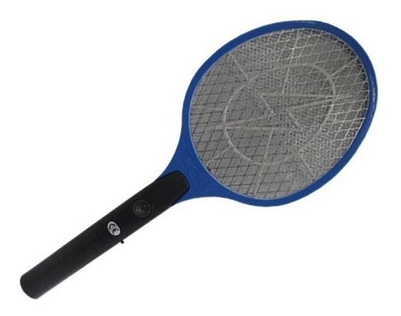 Raqueta Paleta Mata Mosquitos Recargable Nisuta Calidad Jfc