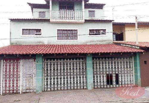 Sobrado Residencial À Venda, Vila Mazza, Suzano. - So0287