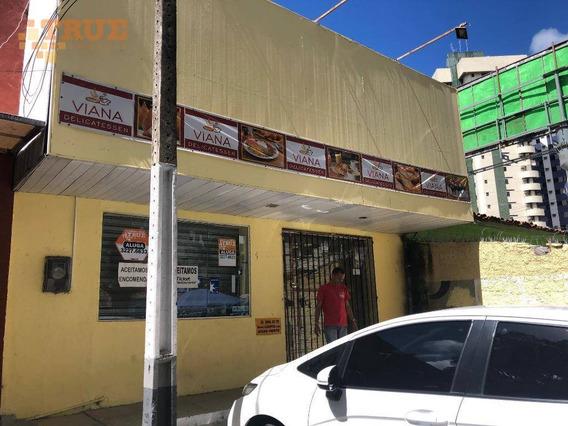 Ponto Comercial - Av Santos Dumont - Ca0139