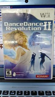 Dance Dance Revolution Ii Para Nintendo Wii