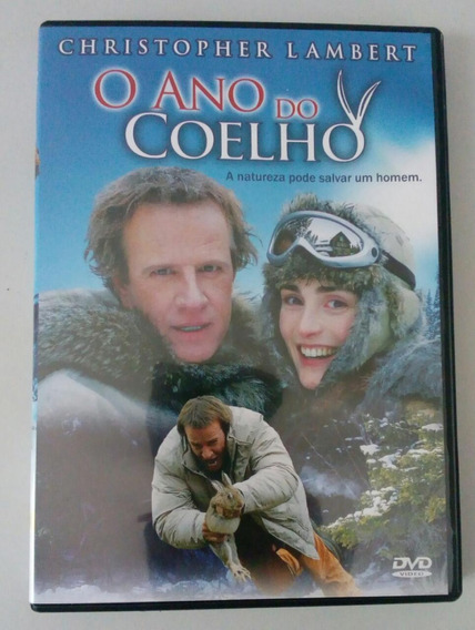Dvd O Ano Do Coelho (christopher Lambert)