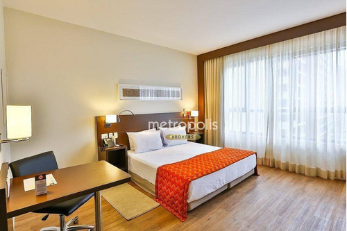Imagem 1 de 23 de Hotel Com 1 Dormitório À Venda, 21 M² Por R$ 352.000,00 - Cerâmica - São Caetano Do Sul/sp - Ho0018