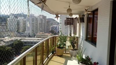 Apartamento Em Icaraí, Niterói/rj De 132m² 4 Quartos À Venda Por R$ 1.290.000,00 - Ap216328