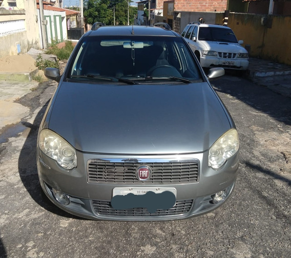 Fiat Palio Weekend 1.4 Elx Flex 5p 2010