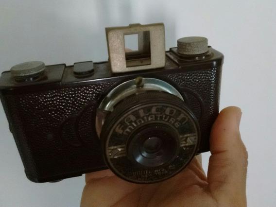 Câmera Máquina Fotográfica Antiga. Raridade!