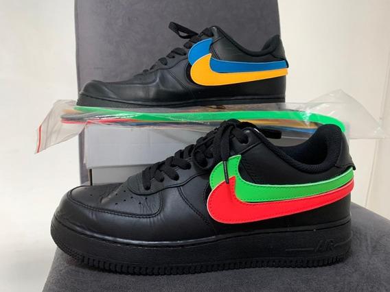 Nike Air Force Swoosh Pack / Jordan Max Cortez Superstar