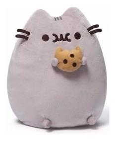 Gato Pusheen - Pelúcia Pusheen Cookie 22cms *licenciado Gund