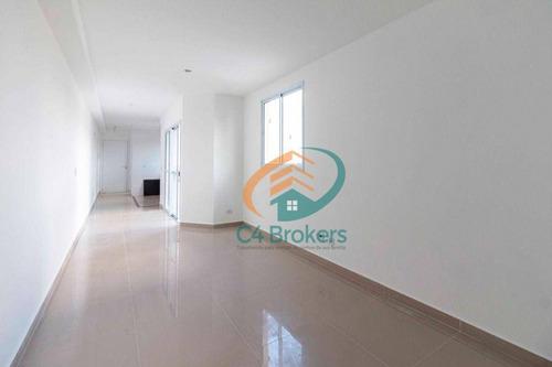 Imagem 1 de 26 de Apartamento Com 2 Dormitórios À Venda, 70 M² Por R$ 490.000,00 - Vila Guilhermina - São Paulo/sp - Ap4287