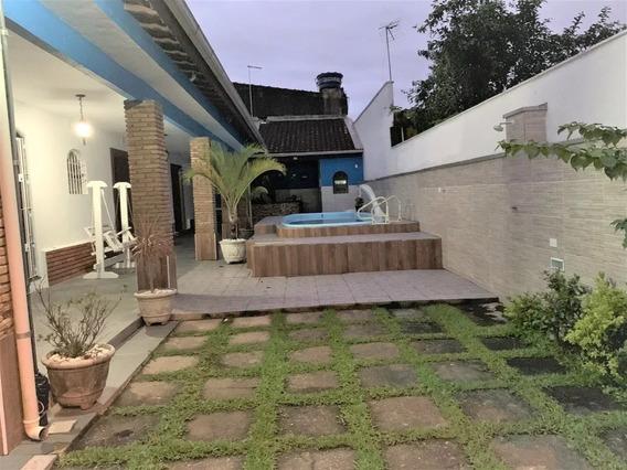 Venda Casa Com Piscina E Espaço Gourmet $260.000,