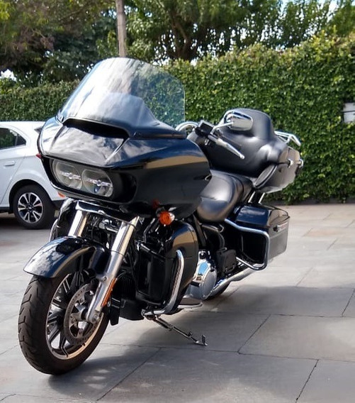 Harley Davidson Roda Glide Ultra 2018 Impecável Pneus Novos