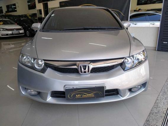 Honda Civic 2011 1.8 Lxl Couro Flex Aut. - Novissimo