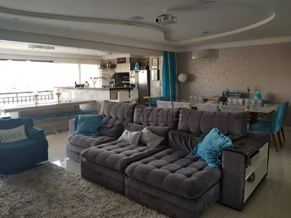 Apartamento Com 4 Dormitórios 242 M² - Nova Petrópolis - São Bernardo Do Campo/sp - Ap1266
