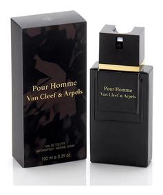 Perfume Van Cleef & Arpels Pour Homme 100ml + Brinde