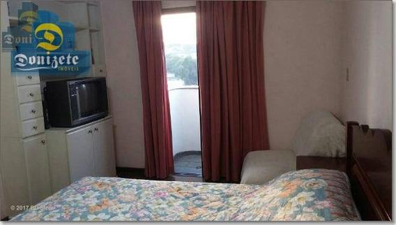 Apartamento Residencial À Venda, Vila Bastos, Santo André. - Ap0172