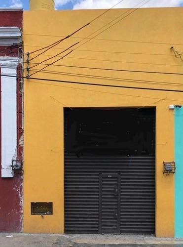 Local Comercial Con Excelente Ubicación En El Centro De Merida