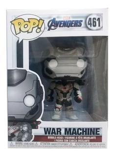 Funko Pop War Machine #461 Avengers Endgame Jugueterialeon