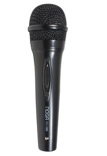 Microfono Para Karaoke Parlante Pc Dvd Dinamico Noga Ng-h300