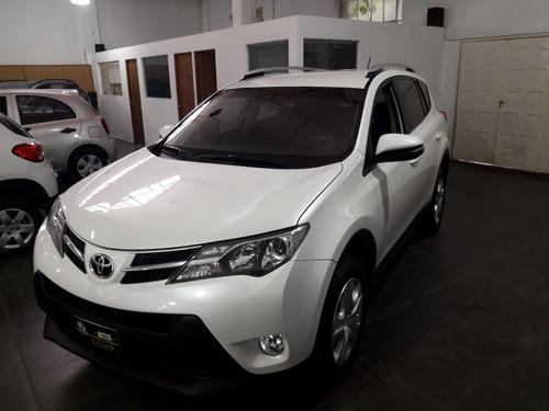 Toyota Rav 4 Tx Automatica 4x2 Año 2014  Caja 7 Velocidades