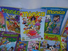 Coleção Turma Da Mônica - Almanaques E Revistas - Ed. Panini