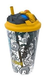 Vaso Gigante Cine Bumblebee Original Para Fanáticos!!!