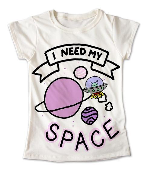 Blusa Espacio Colores Playera Extraterrestre Space 081