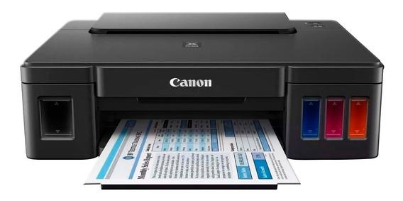 Impresora Canon Pixma G1100 Tinta Continua Bagc