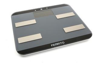 Balanza De Baño Inteligente Personal 180kg Electronica