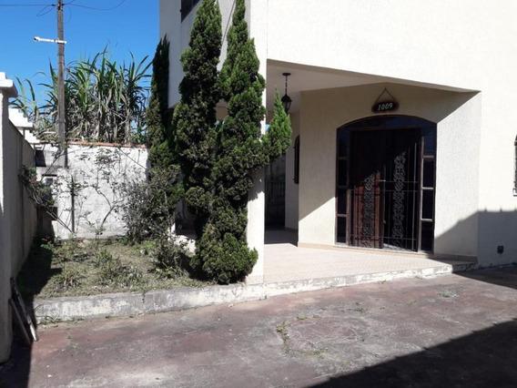 Casa Residencia, 100 M. Do Mar, Com Piscina, Ref. 0840 M H
