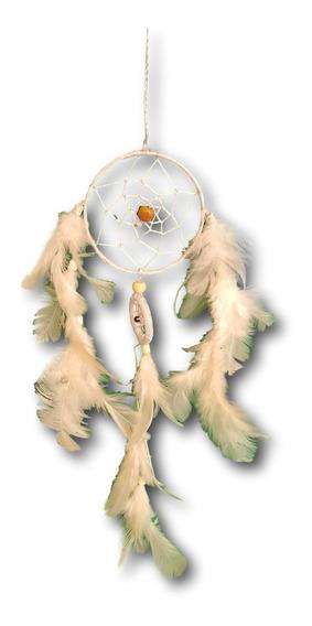 Filtro Dos Sonhos Com Penas Branco Ref: 0299