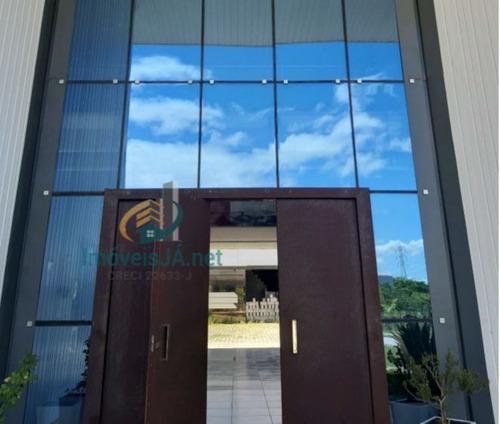 Pavilhão/galpão Industrial À Venda Em Pindamonhangaba/sp - 811