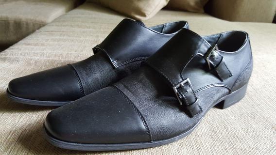 Zapato Calvin Klein Cuero Negro