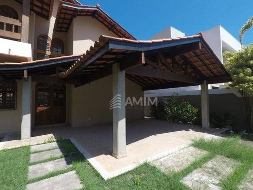 Imagem 1 de 27 de Casa À Venda, 240 M² Por R$ 800.000,00 - Itaipu - Niterói/rj - Ca0112