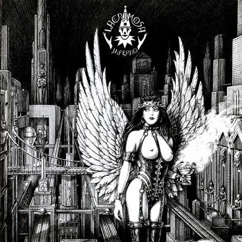 Imagen 1 de 2 de Lacrimosa - Inferno Limited Deluxe Edition - 2 Cd Digipack