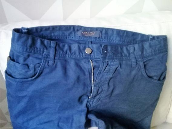 Pantalon De Hombre Zara