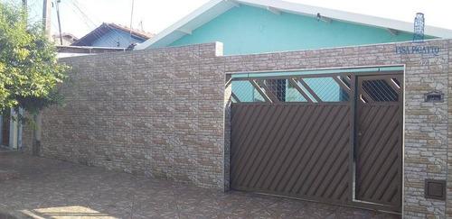 Imagem 1 de 10 de Casa Com 2 Dormitórios À Venda, 149 M² Por R$ 320.000,00 - João Aranha - Paulínia/sp - Ca2368