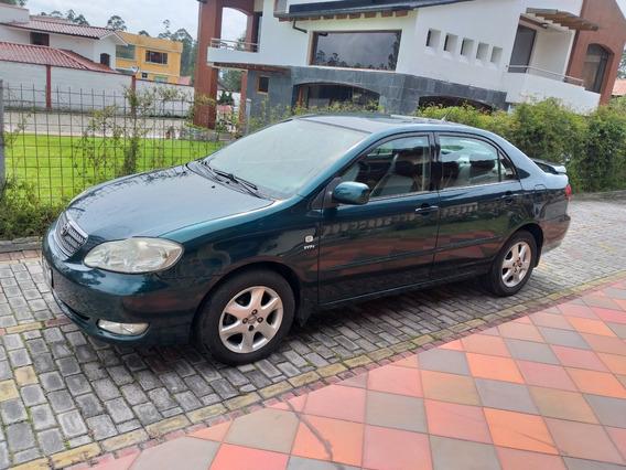 Toyota Corolla 1800 Full Color Verde