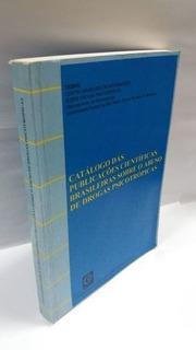 Catálogo Das Publicações Científicas Brasileiras Sobre...