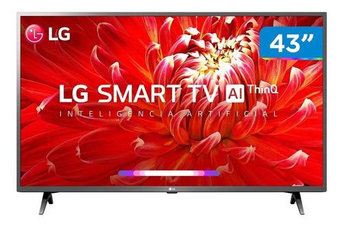 Smart Tv Led 43 LG 43lm6300psb Full Hd Wi-fi Conversor