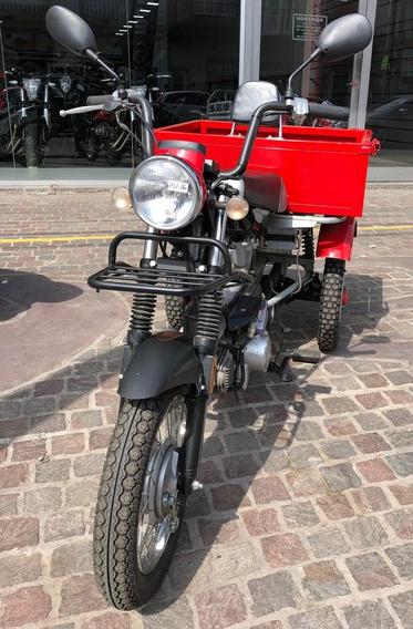 Zanella Tricargo 110 2017 Usado 110cc 660km