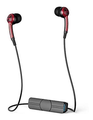 Ifrogz Ifplgwrdo Plugz Auriculares Inalambricos Color Rojo