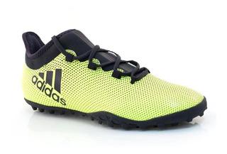Chuteira adidas Society X Tango 17.3 Tf Solado Travas