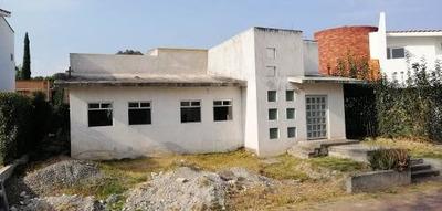 Oportunidad, Casa En Obra Negra, Terminela A Su Gusto, En Residencial Campestre San Gil. Sjr